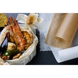 Бумага упаковочная для Fast-Food, HoReCa, Catering