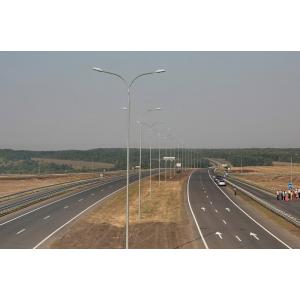 Металлическое дорожное ограждение барьерного типа