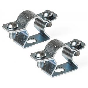 Скобы для металлорукава