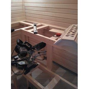 Строительство и отделка бань и саун