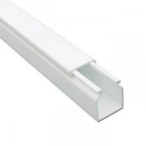 Кабель-канал белый