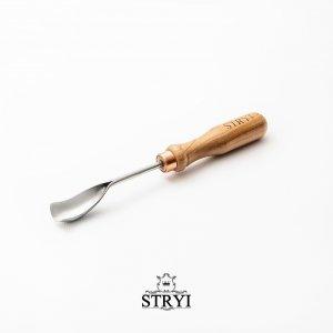 Клюкарзы STRYI для резьбы по дереву, профиль 9а