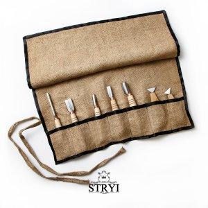 Чехлы скатки для хранения инструментов