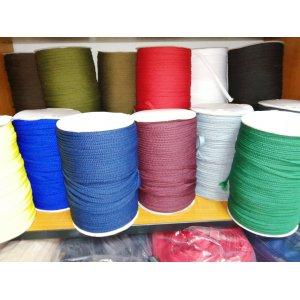 Шнур для одежды 8 мм (плоский)