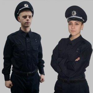 Форменая одежда Полиция Украины