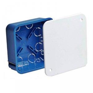 Коробки распаячные для кирпичных и бетонных стен (скрытая проводка)