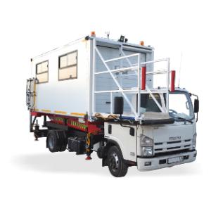 Подъемно-транспортная машина Амбулифт