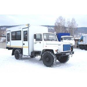 Грузопассажирские автомобили ГАЗ