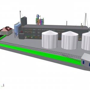 Услуги проектирования биоэтанол