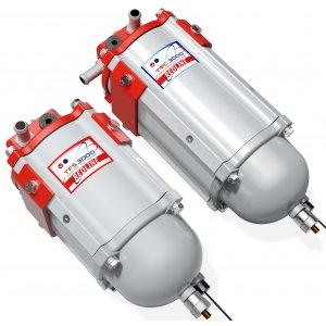 Фильтры-сепараторы дизельного топлива с подогревом серии ТФС3000 REDLINE