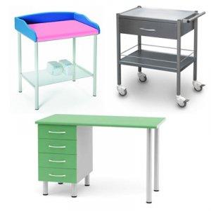 Меблі для медичних установ
