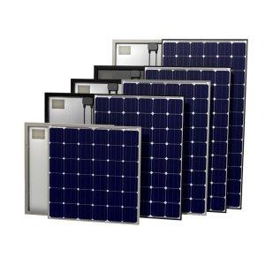 Les modules PV solaire