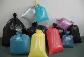 Мусорные пакеты, мешки, универсальные пакеты для пылесосов