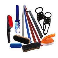 Лопатки для обуви, щетки, роллеры, сушилки и другие аксессуары