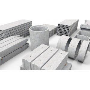 Строительный материал, ЖБИ изделия