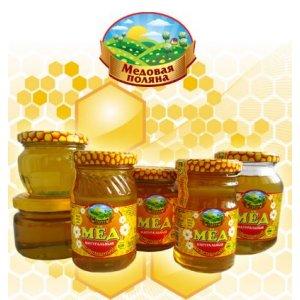 """Мёд - """"Медовая поляна"""""""