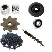 Запасные части и комплектующие для нашей продукции