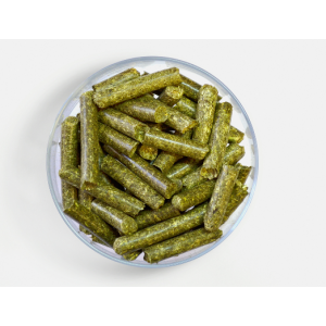 Alfalfa pellets (pelletized grass meal)