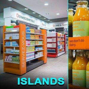 Îles commerçantes