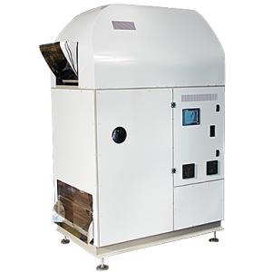 Оборудование для сушки и обжаривания в потоке горячего воздуха