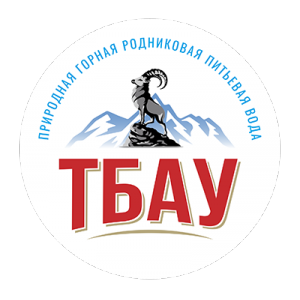 "Natural mountain spring water ""Tbau"""
