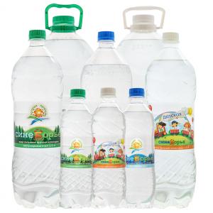 Вода питьевая Синеборье