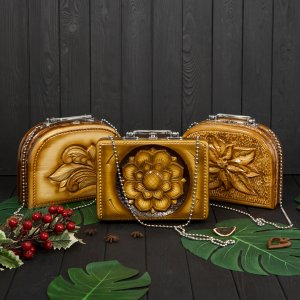 Деревянные сумки ручной работы, сумки из дерева