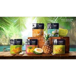 Экзотические фрукты, овощи и корнеплоды, Сушеные и вяленые фрукты, овощи, корнеплоды