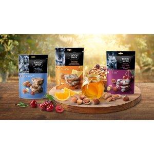 Нуга, Турроны-  кондитерское изделие из орехов, фруктов и нуги.