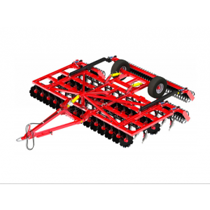 Four-row disc harrows buy from the manufacturer in Russia Ukraine Kazakhstan Tajikistan Uzbekistan Georgia Moldova Kyrgyzstan Latvia Lithuania Estonia Germany Poland Slovakia Slovenia Italy Spain Bulgaria