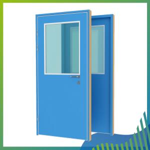 General purpose medical doors