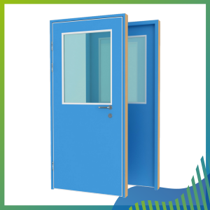 Двери медицинские общего назначения