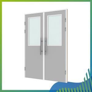 Двери в пластике SPI 1,3 мм