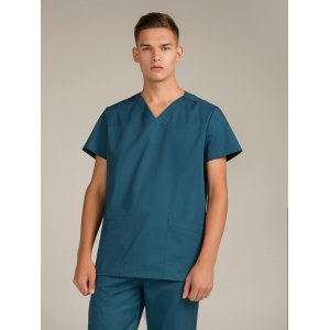 Medical blouses and suits for men