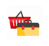 Изделия для хранения (корзины, контейнеры, ёмкости)