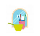 Изделия для ванной и туалета