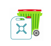 Ёмкости (канистры, баки, бочки, контейнеры)