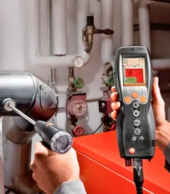 CONTROL AND MEASURING DEVICES