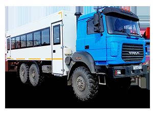 Вахтовые автобусы и ГПА